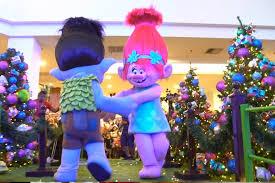 trolls poppy mascot hire