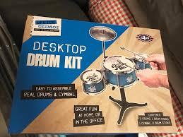 desk top drum kit