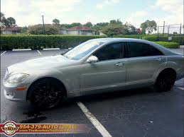 2007 Mercedes-Benz S550 for sale in , FL | Vin #: WDDNG71X17A054746