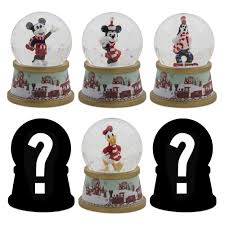 <b>Mickey Mouse</b> and Friends Mystery Mini Snowglobe – Holiday ...
