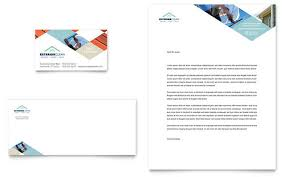 Cleaning Service Templates House Cleaning Service Letterheads Templates Graphic Designs
