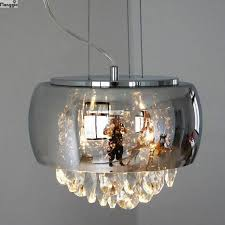 modern nordic simple luxury pendant lights restaurant living room study bedroom neoclassical teardrop glass pendant lights