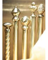 brass curtain rods. Brise Bise Brass Curtain Rods S