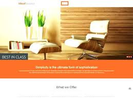 best furniture websites design. Best Furniture Websites Great Design Screenshot  Modern Cheap .