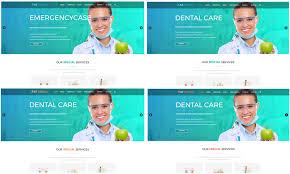At Dental Free Responsive Dental Website Templates