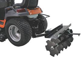 craftsman lawn tractor attachments. multiple husqvarna division attachment - rear-mounted disc pull behind tiller craftsman lawn tractor attachments