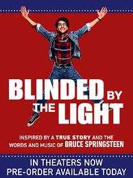 Blinded By The Light Dvd Amazon Co Uk Dvd Blu Ray