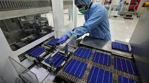 largest solar modules production plant ...