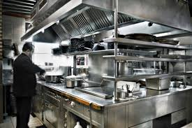 Designing A Commercial Kitchen White And Black Tiles For Kitchen Design Conexaowebmixcom