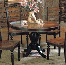ladder back chairs for dining table like the two tone with the black