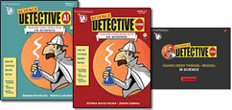 Reading Detective A  Combined Volume   Additional photo  inside page       Christian Book Distributors