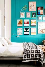 geometric wall paint25 Dazzling Geometric Walls for the Modern Home  Freshome