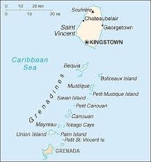 Grenada Climate Chart Saint Vincent And Grenadines Climate Average Weather