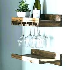 wall mounted stemware rack wall mounted stemware rack mount racks wine with glass holder rustic for wall mounted stemware rack