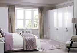 Exceptional Jasmine White Fitted Bedroom