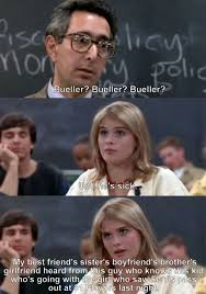 Ferris Bueller Quotes Extraordinary Ferris Buellers Day Off Lol Cinema Pinterest Movie TVs And