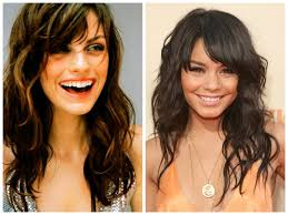 Hairstyle For Oval Face Shape sidesweptbangsforovalfaceshape women hairstyles 7045 by stevesalt.us