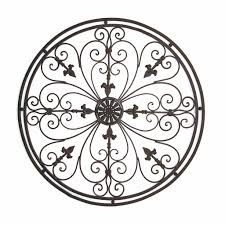 iron wall art. Decor Large Wrought Iron Wall Unbelievable Metal In Brilliant Home Decoration Circle Of Art