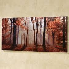 large print fabric wall art