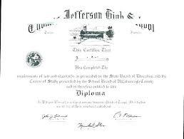 Fake Diploma Template Free Honorary Diploma Template