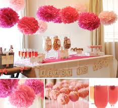 Small Picture 6 Gorgeous Baby Girl Birthday Party Decoration Ideas neabuxcom