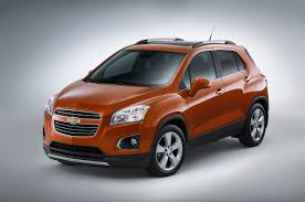 2015 Chevrolet Trax - Overview - CarGurus