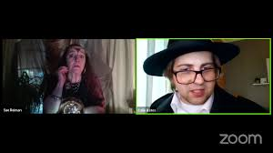 OKC Improv - Knaves Out Suspect Q&A with Madame Drucilla (#okciMystery) |  Facebook