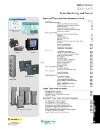 Power Monitoring And Control Schneider Electric Buildings