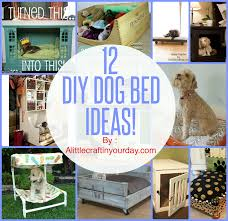 ideas large size diy dog beds a little craft in your daya day 12 diy dog beds