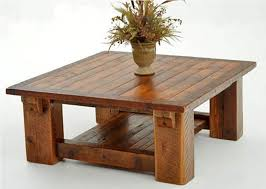 furniture made from wood. Image Of: Large Barnwood Coffee Table Furniture Made From Wood N