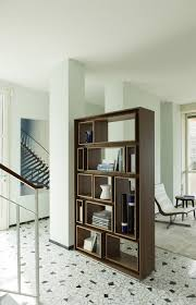 Smart Bookshelf Can Also Be Used As A Room Divider ...