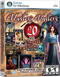 Hidden objects games for pc. Amazon Com Mystery Masters Secret Stories Collection 20 Pack Software