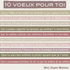 10 Vœux Pour Toi Mon Enfant Citations Maman Citation