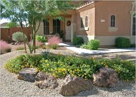 rock landscaping ideas for front yard desert rock landscaping ideas for front yard small front yard