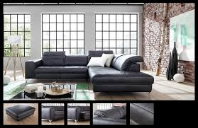 Sofa Leder Oder Stoff Mirani