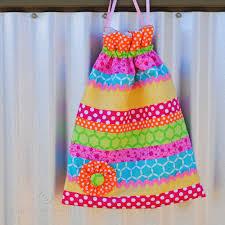 Drawstring Bag Pattern Mesmerizing Free Drawstring Bag Pattern Angel Lea Designs