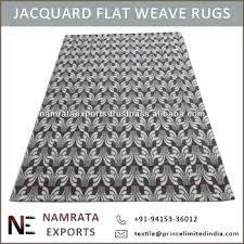 carlos felted wool rug grey natural flat weave wool rug modern design hand woven flat weave