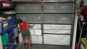 garage door insulation kits panels for garage doors full size of garage door insulation kits foam