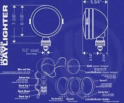 kc daylighter wiring diagram wiring diagrams lol 6 daylighter chrome kc 1686 fog beam off road light wiring diagram kc daylighter wiring diagram