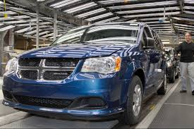 FCA Recommends Dealers Replenish Grand Caravan Inventories ASAP