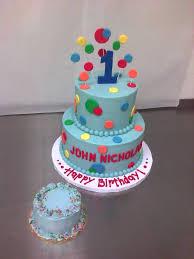 1st Birthday Cake Boy Boys 1st Birthday Main Made Custom Cakes