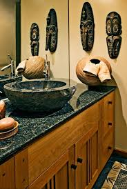 Small Picture African themed Bathroom Accessories Creating an African Themed