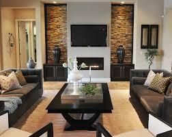 Contemporary house furniture Classic Contemporary Home Tv Wall Cb2 10 Contemporary Elements That Every Home Needs