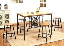 pub table chair height black bar height dining table bar height dining table with chairs pictures