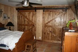 rustic bifold closet doors for bedrooms decorative elements in rustic decorating ideas
