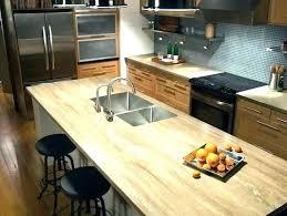wood laminate countertop wood laminate kitchen s impressive