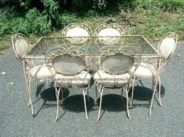 patio furniture restoration