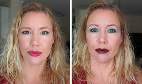 it doesn t mean that to look older you need to apply everything on face a light makeup with the basic things would be enough for the face