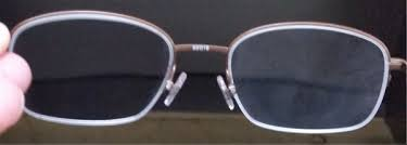 i wipe the glasses with a diffe microfiber cloth i ve attached a picture below of how they looked after wiping just the lens on the left side