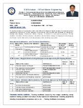 Marine Engineer Sample Resume 13 Suiteblounge Com